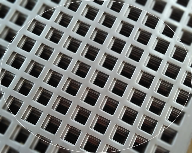 Aluminum Perforated Sheet for Architectural Ceiling and Facade Cladding