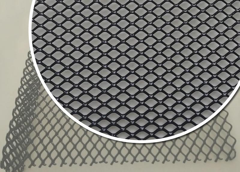 Aluminum Leaf Mesh Gutter Guard Designed Against Leaves